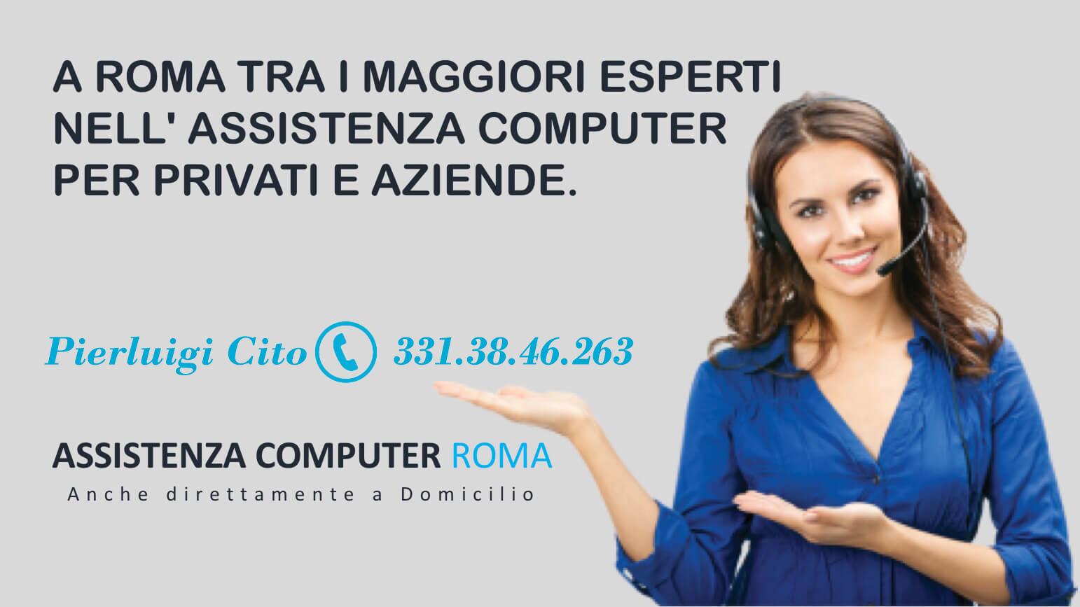 assistenza computer roma