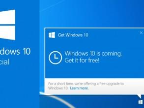 Non trovo l'icona per aggiornare a Windows 10. Cosa fare?