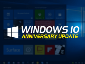 Aggiornamento Windows 10 Build 1607