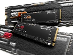 Samsung 970 PRO e 970 EVO, Prestazioni Super!