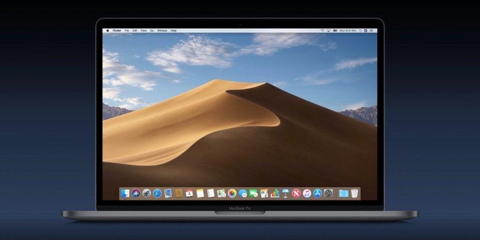 MAC OSX 10.14 Mojave